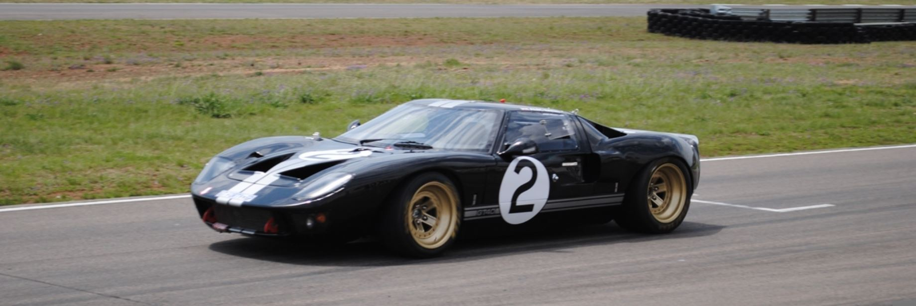 GT40 track
