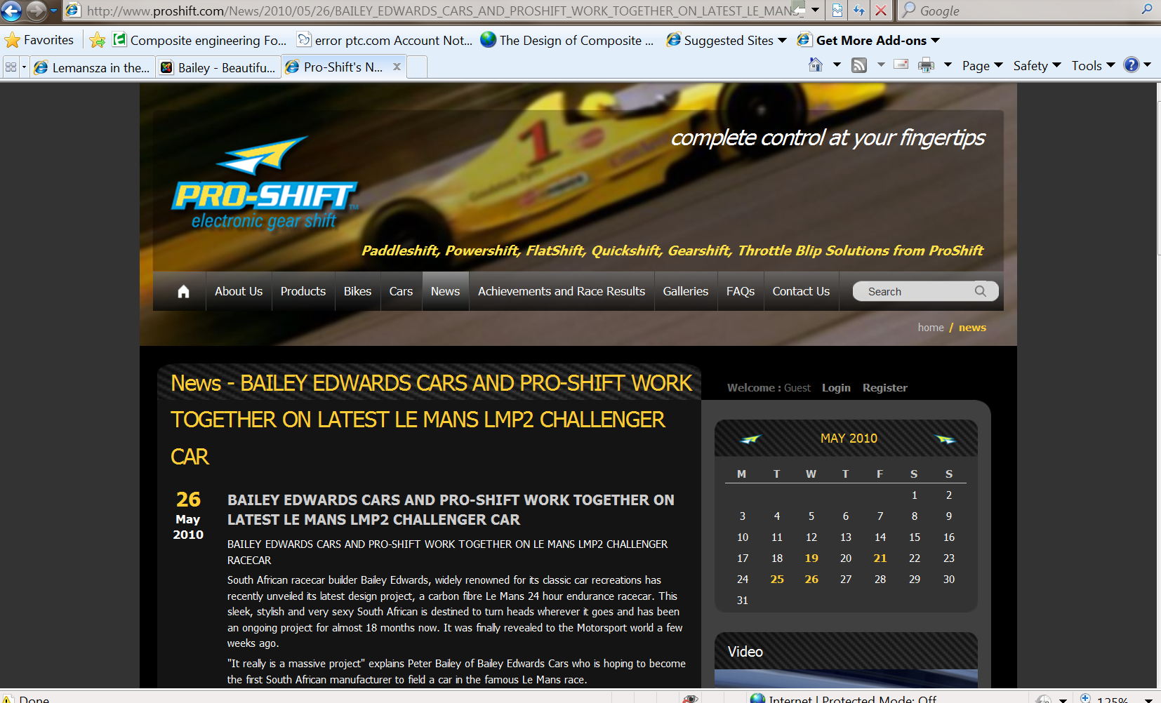proshift website